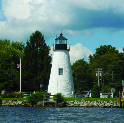 Lighthouse at Havre de Grace