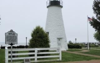 Havre de Grace Concord Point Lighthouse
