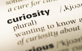curiosity defined