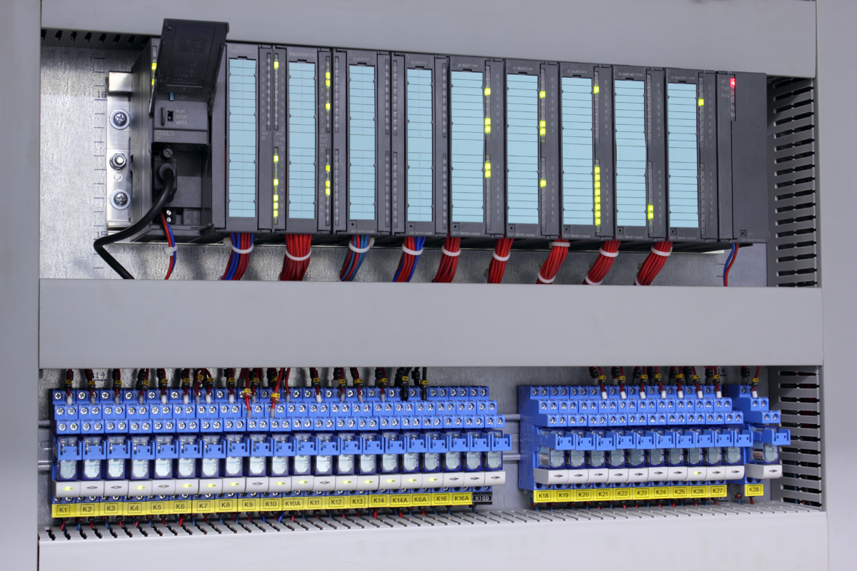 24VDC controls
