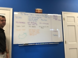 quotidian white board