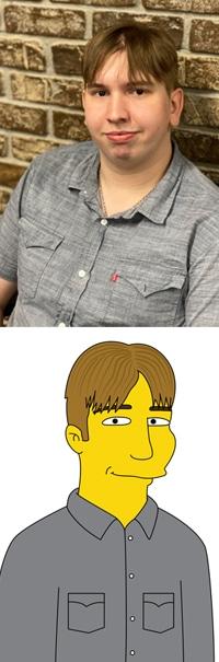 Steve Caricature